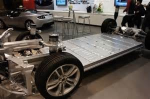 Tesla Electric Car Battery Cost Tesla Battery In The Model S Costs Quot Less Than A Quarter
