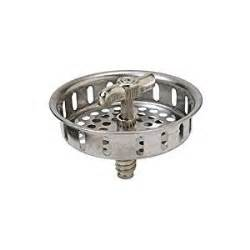 Kitchen Sink Drain Basket Replacement Master Plumber 738 138 Mp Replacement Basket Strainer Stainless Steel Sink Strainers