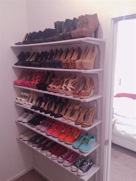 diy shoe rack ideas 5 you can make bob vila ideas how to create diy shoe closet shelves cozy diy