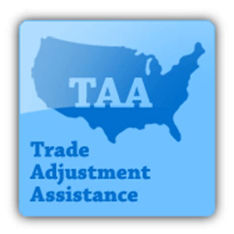 Taa Import by Trade Adjustment Assistance Palmetto Workforce Connections