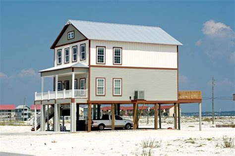 beach house on stilts modular beach houses on stilts plans modular homes up to