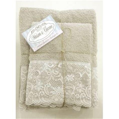 tappeti provenzali asciugamani country e biancheria bagno shabby chic stile