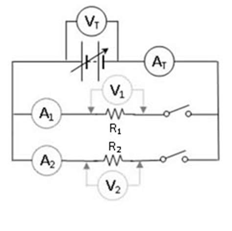 resistors in series and parallel connection experiment experiment series and parallel circuits ausgrid