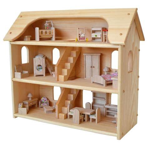 seris dollhouse wooden doll houses wooden dollhouse