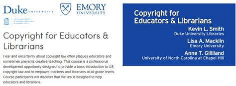 copyright for librarians and educators creative strategies and practical solutions books mijn eerste mooc copyright for educators and librarians