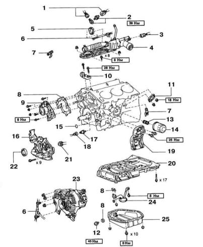 1999 Lexus Rx300 Engine Diagram 1999 Lexus Rx300 Engine Diagram Get Free Image About