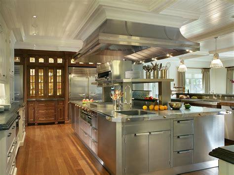 stainless steel kitchen cabinets hgtv pictures ideas hgtv
