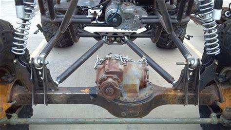 mega truck 4 link rockwell 2 5 ton complete 4 link kit parts list