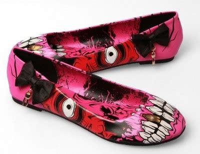 Flat Shoes Zombi iron flats zombies