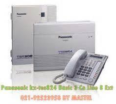 Pabx Panasonic Kx Tes824 3 Line 8 Ext Switching Telephone 1 jual pabx panasonic kx tes824 kx tem824 kx teb308 kx