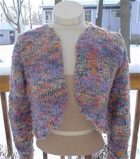 free knitting patterns shrugs boleros knitting patterns for boleros 171 free patterns