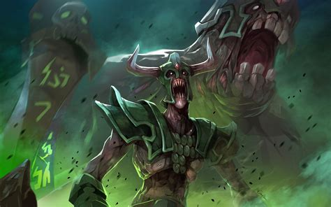 dota 2 undying wallpaper dota 2 dirge undying a6 wallpaper hd