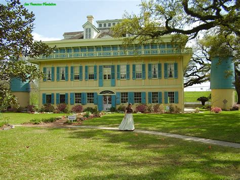 san francisco plantation house panoramio photo of san francisco plantation house garyville la