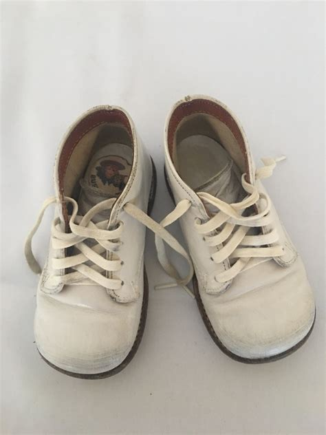 brown baby shoes vintage buster brown baby walking shoes vintage baby