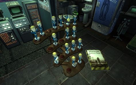bobblehead rivet city dads rivet city room at fallout3 nexus mods and community