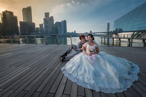 Wedding Singapore by Pre Wedding Photography Singapore Wedding Photography