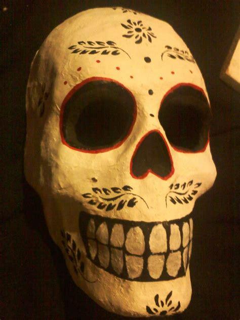 How To Make Paper Mache Masks On Your - paper mache mask by malediction13 on deviantart