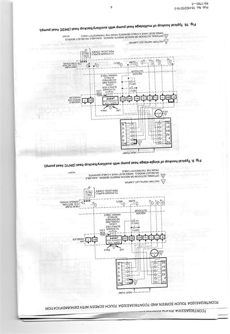 trane xe 1000 wiring diagram 28 wiring diagram images