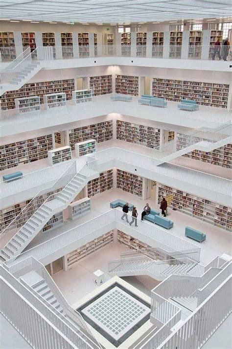 libreria architettura libreria stuttgart germania architettura design libreria
