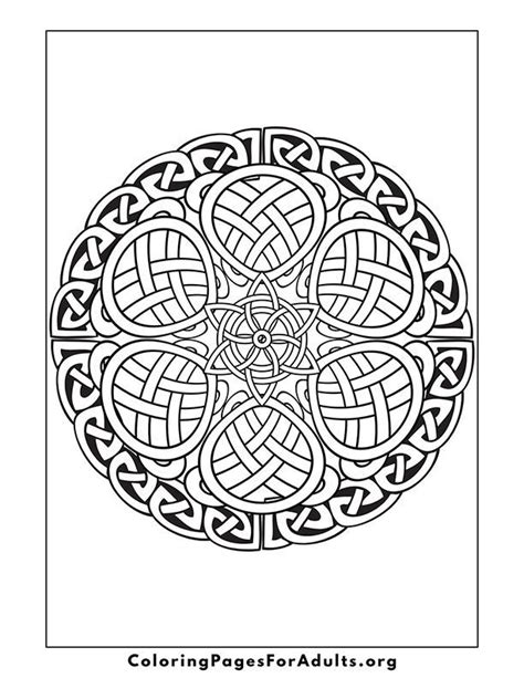 coloring pages for adults celtic free printable celtic coloring pages for adults coloring