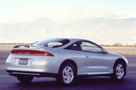 how petrol cars work 2002 mitsubishi eclipse windshield wipe control 1995 99 mitsubishi eclipse consumer guide auto