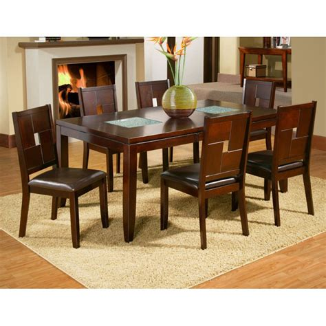 lakeport 7 dining set with extension table dcg lakeport 7 dining set with extension table dcg stores