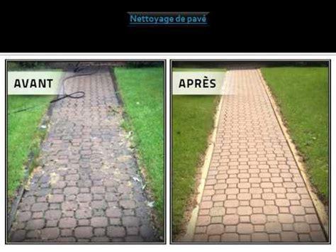 Nettoyage Pavés Autobloquants Javel by Comment Nettoyer Autobloquants La R 233 Ponse Est Sur