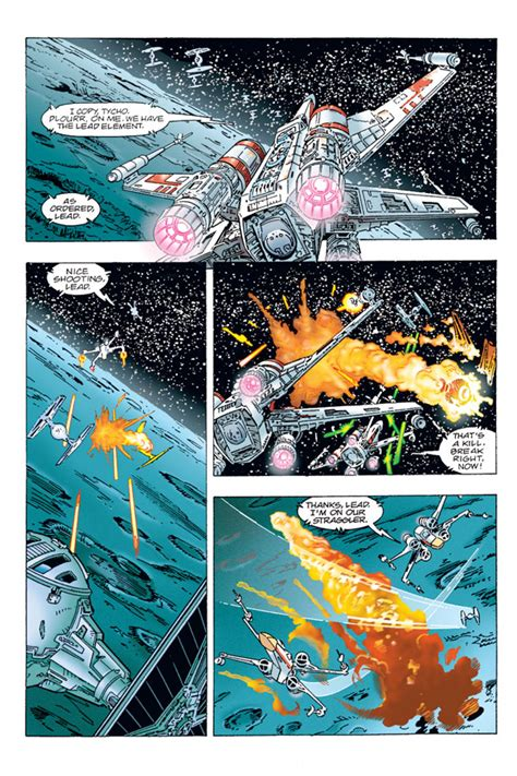 X Wing Rogue Squadron Intl wars omnibus x wing rogue squadron volume 3