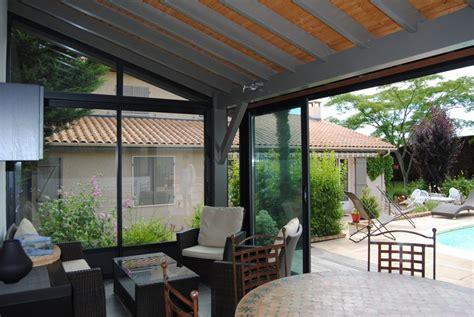 une veranda un salon dans une v 233 randa conseils et inspirations d 233 co