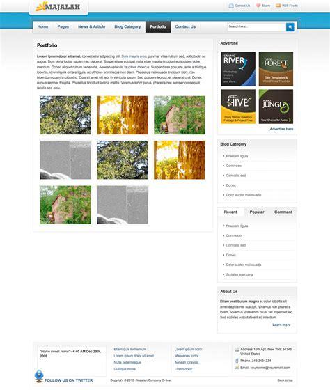 background layout majalah majalah magazine style template 4 background by