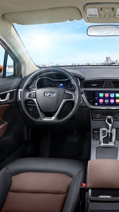 Geely Emgrand Interior by Wallpaper Geely Emgrand Gs Sport Beijing Motor Show 2016