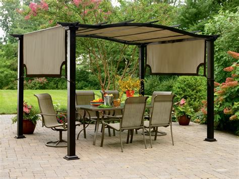 Outdoor Tents For Patios by Patio Gazebos And Canopies Outdoor Canopies Gazebos
