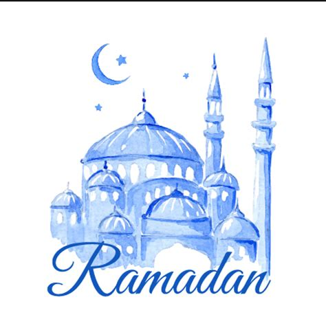 ramadan pattern vector free watercolor drawing ramadan kareem vector background 01