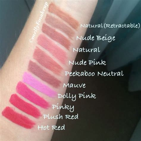 Lipstik Nyx Tutup Pensil Lipstick Nyx Pensil 2073 nyx lipliners follow my instagram mellyfmakeup mellyfmakeup makeup instagram