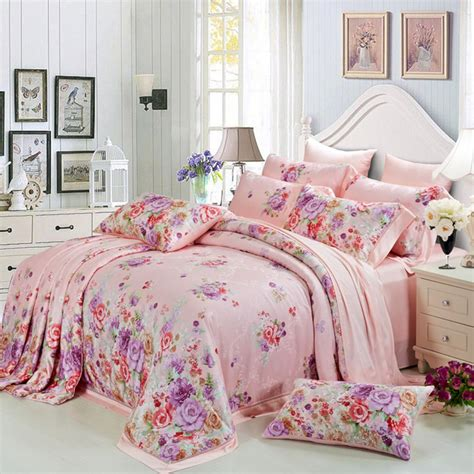 pretty bed sheets beautiful color silk bed sheets ideas 8 beautiful color