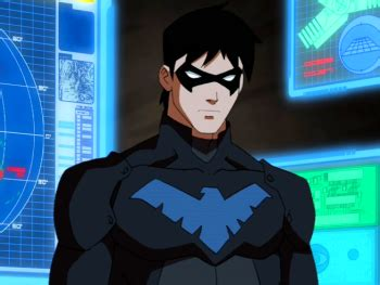 justicia joven imagenes hd nightwing justicia joven wiki fandom powered by wikia