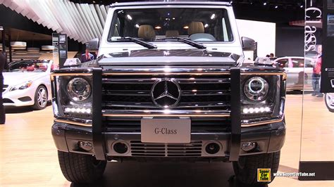 mercedes jeep 2015 price 2015 mercedes g class g550 suv exterior and