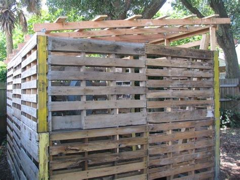 pallet shed plan  wood pallet shed project march