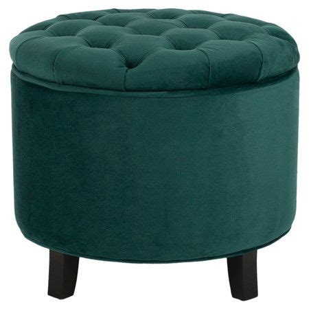 Teal Storage Ottoman Teal Ottoman Options For Shared Spaces