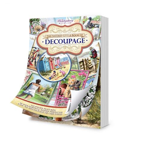Decoupage Books - hd the second book of decoupage jacques crafts