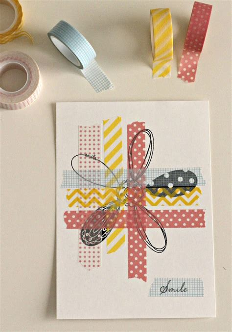 Washi Ideen by 27 Washi Ideen Und Kreative Einsatzm 246 Glichkeiten