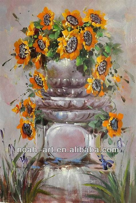 home decor paintings sunflower paintings for home decor buy