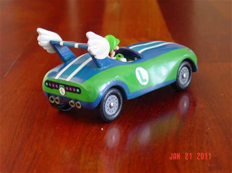 mario kart pinewood derby template luigi wing racer from mario kart derby talk