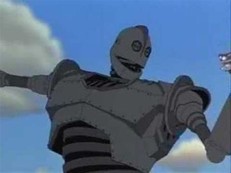robot film from the 90s the iron giant trailer youtube