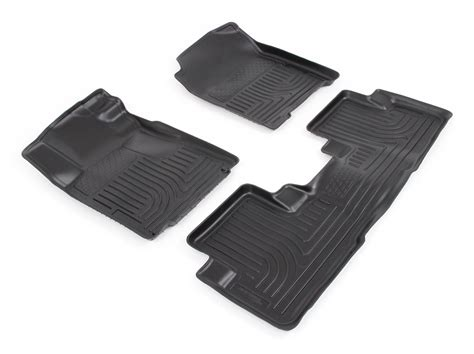 Honda Crv Rubber Mats by Floor Mats For 2012 Honda Cr V Husky Liners Hl98451