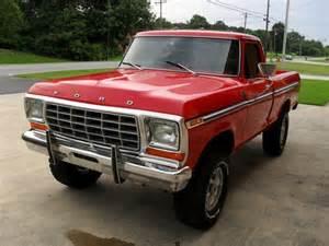 1979 Ford F150 4x4 Find Used 1979 Ford F150 4x4 Ranger In Calhoun