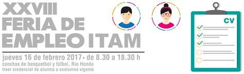Itam Mba Curriculum by Www Itam Mx