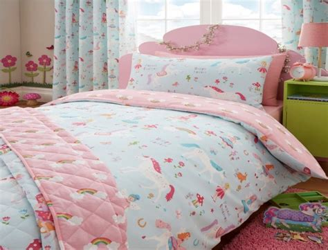 unicorn bedding sets magical unicorn bedding set with duvet cover curtains and