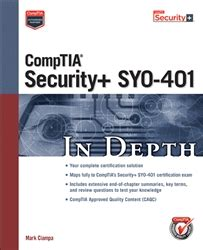 comptia security sy0 501 cert guide academic edition 2nd edition certification guide books comptia security sy0 401 in depth test prep guide