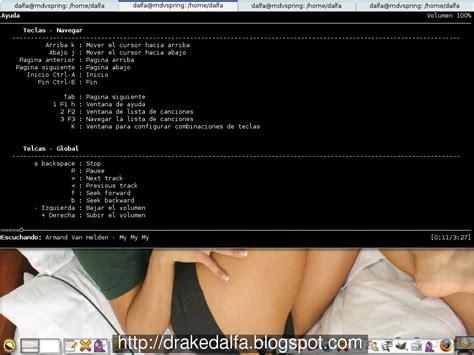 ncurses tutorial c c 243 mo instalar mpd en mandriva linux spring